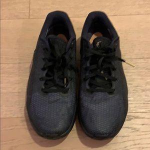 Women's Nike Training Metcon shoes. 9